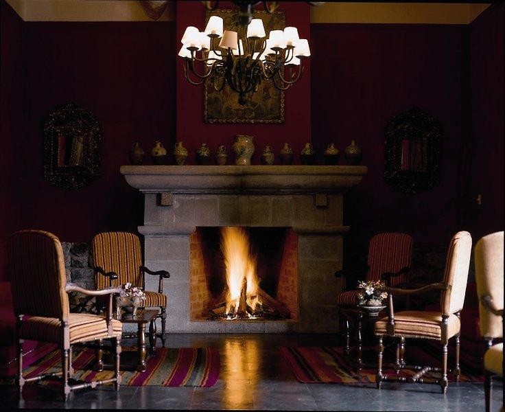 Casa Andina Premium Cusco Lounge/Empfang