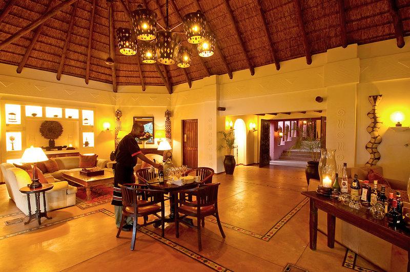 Chobe Chilwero Restaurant