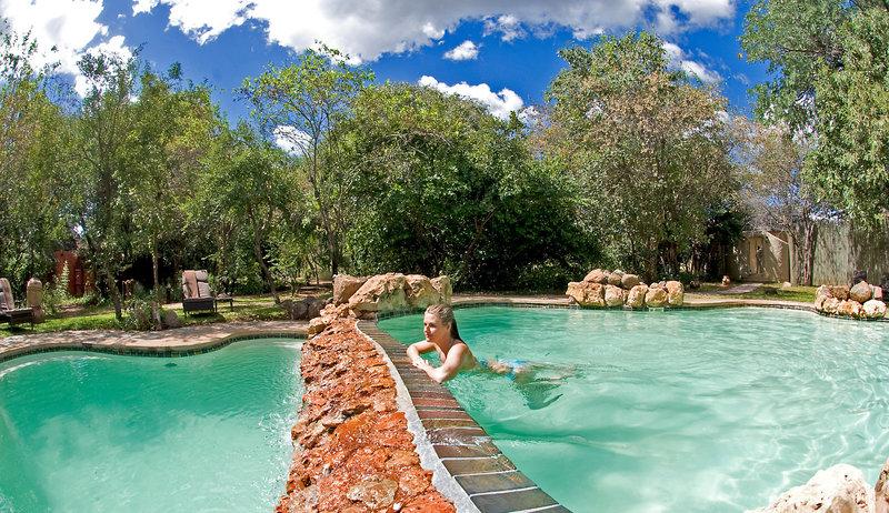 Chobe Chilwero Pool