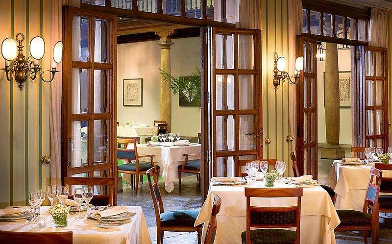 Eurostars Hotel de La Reconquista Restaurant
