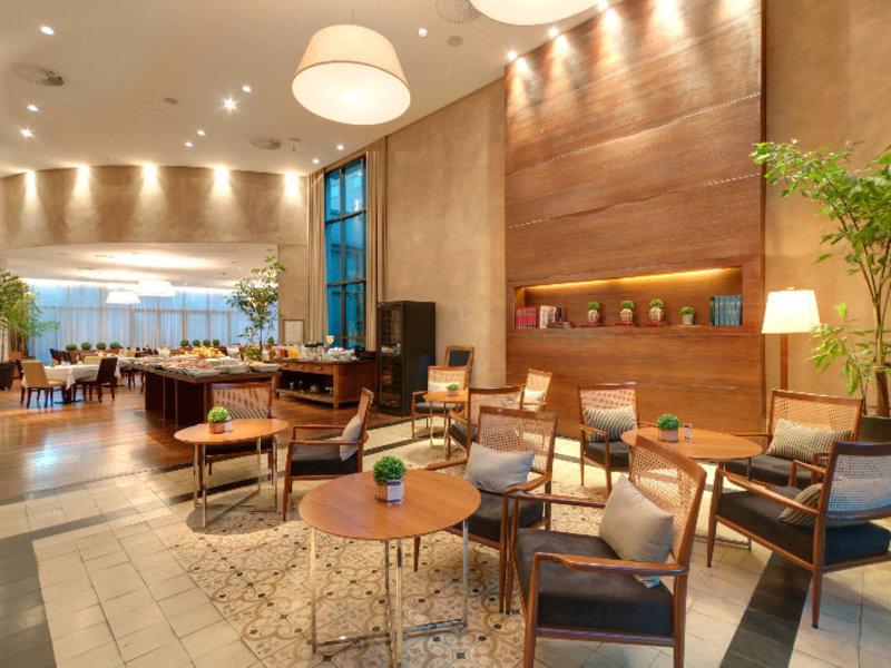 Tryp Iguatemi Lounge/Empfang