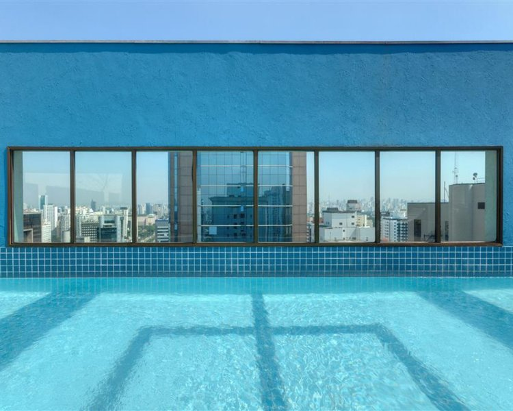Tryp Iguatemi Pool
