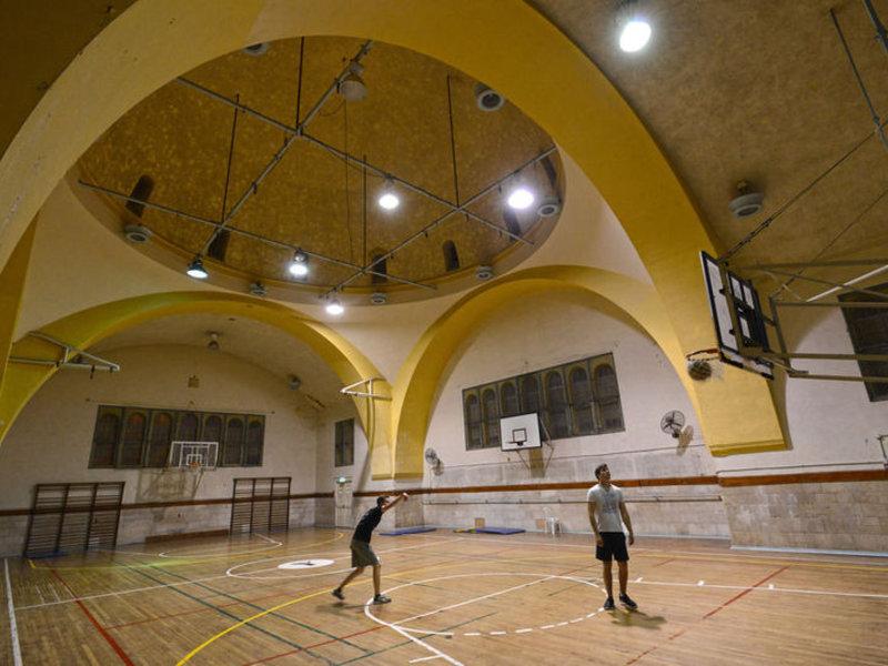 YMCA Three Arches Sport und Freizeit