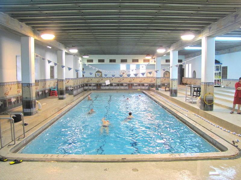 YMCA Three Arches Pool