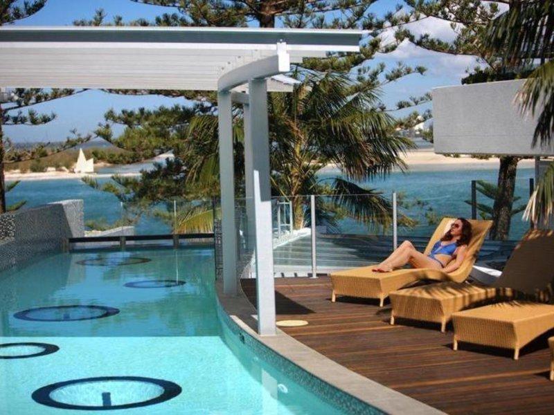 Rumba Beach Resort Pool