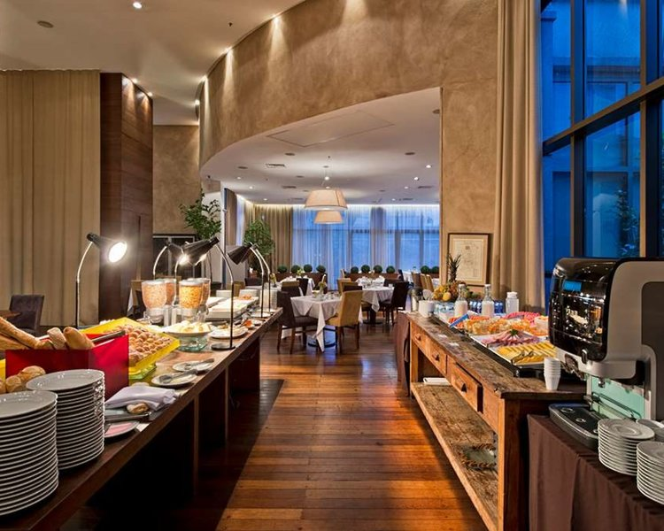 Tryp Iguatemi Restaurant
