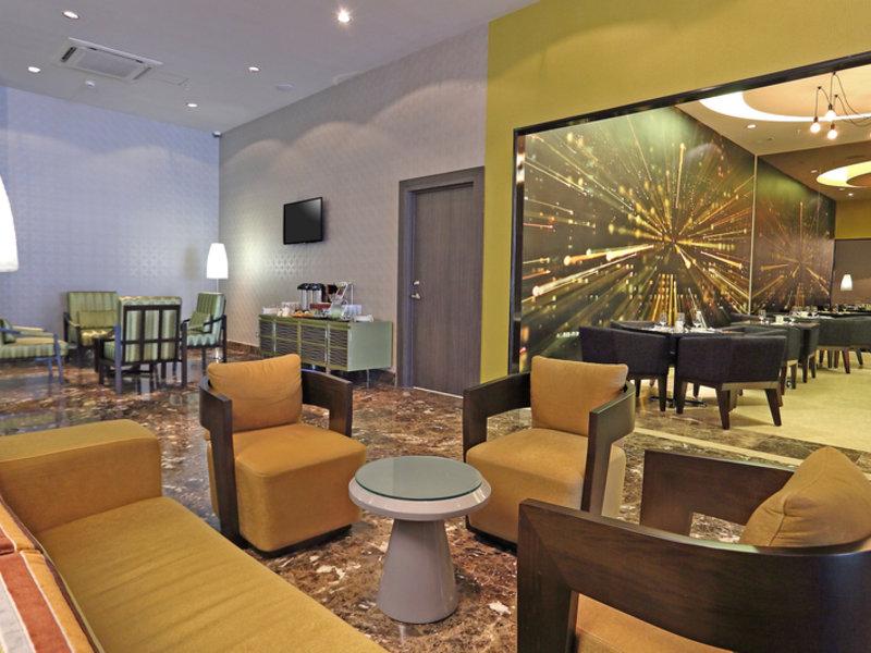 Hampton by Hilton Panama Lounge/Empfang