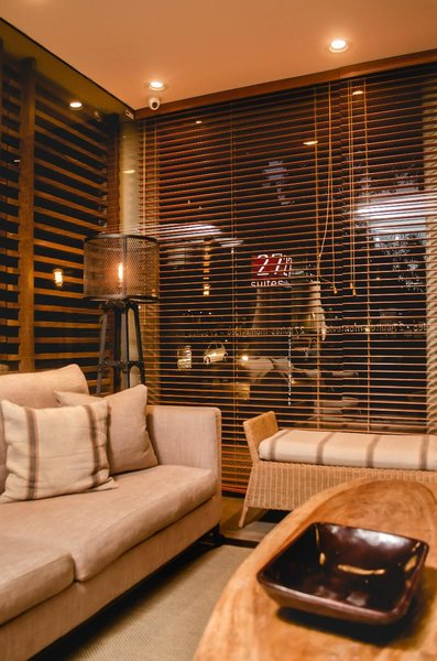 Hotel 27 Suites Lounge/Empfang