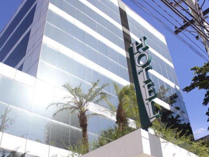 Floresta Hotel - Vila Guilherme Terrasse