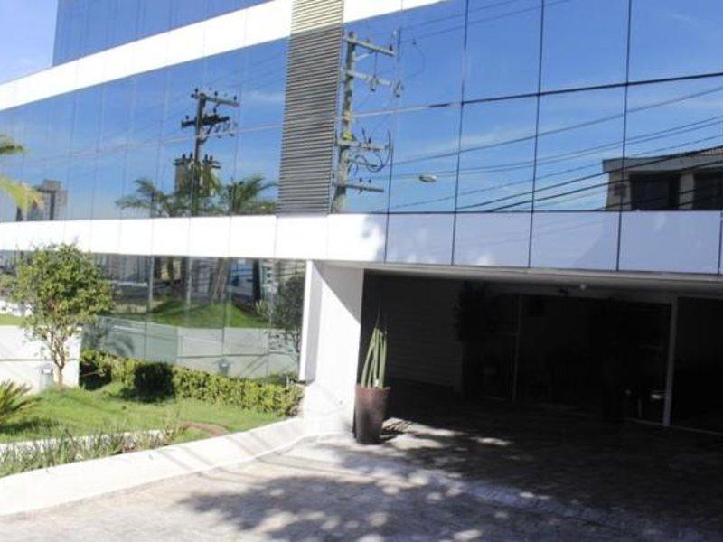Floresta Hotel - Vila Guilherme Außenaufnahme