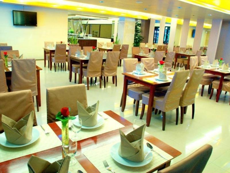 Centric Place Hotel Restaurant