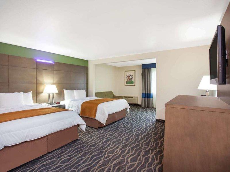 Travelodge Anaheim Inn & Suite on Disneyland Drive Wohnbeispiel