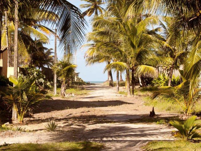 Pousada Doce Cabana Landschaft
