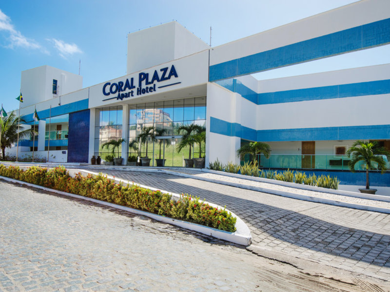 Coral Plaza Apart Hotel Außenaufnahme