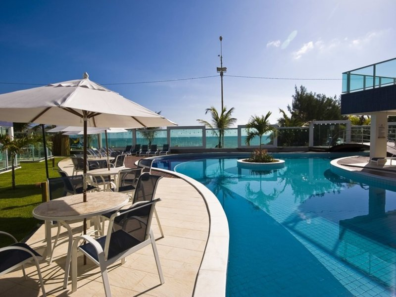 Coral Plaza Apart Hotel Pool