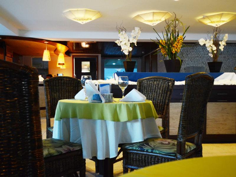 Coral Plaza Apart Hotel Restaurant
