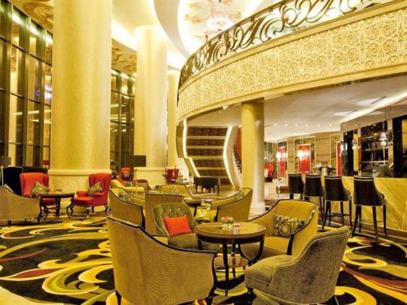 The Trans Luxury Hotel Bar