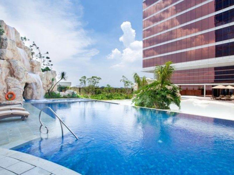 The Trans Luxury Hotel Pool
