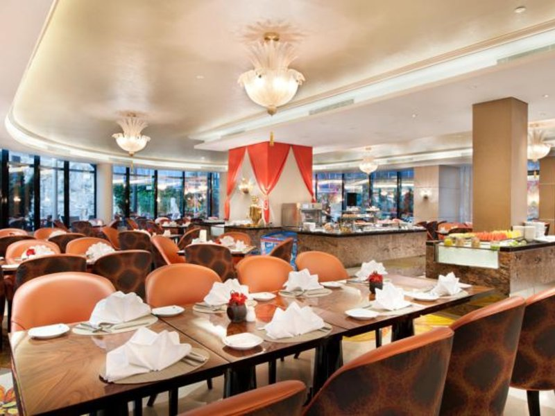 The Trans Luxury Hotel Restaurant