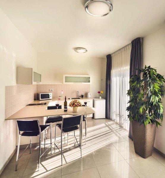 Shamai Suites Lounge/Empfang