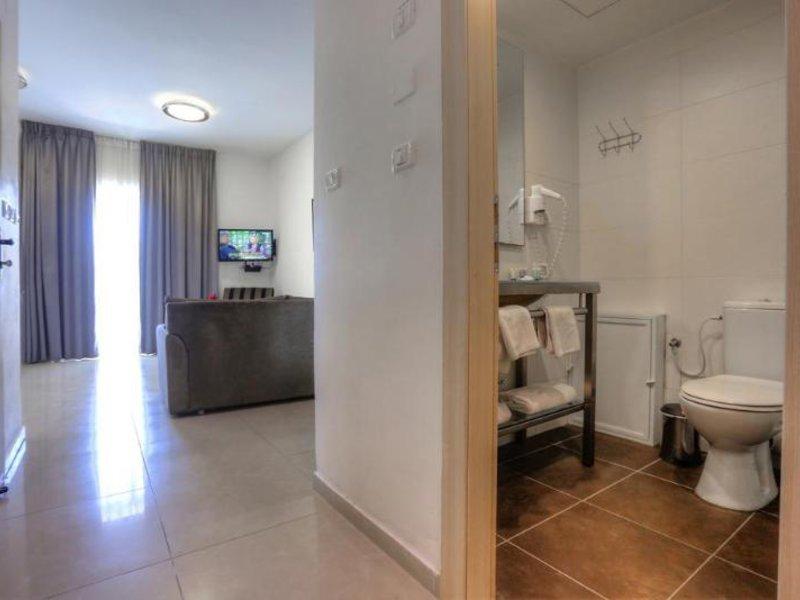 Shamai Suites Badezimmer