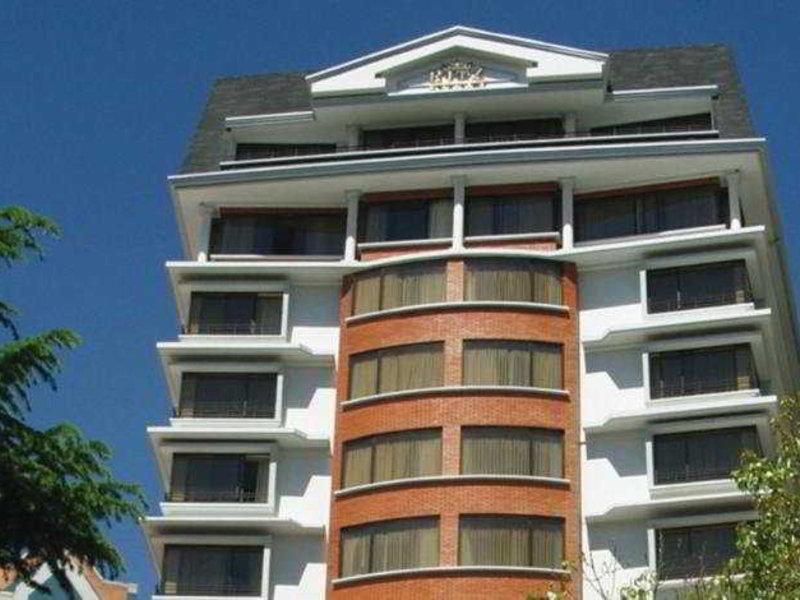 Ritz Apart Hotel All Suites Außenaufnahme