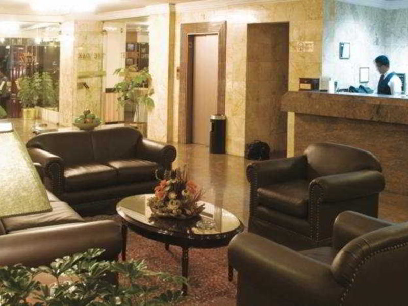 Ritz Apart Hotel All Suites Lounge/Empfang