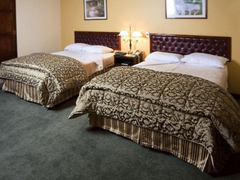 Ritz Apart Hotel All Suites Wohnbeispiel