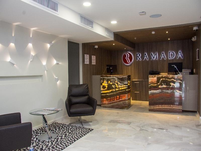 Ramada Panama Centro Lounge/Empfang