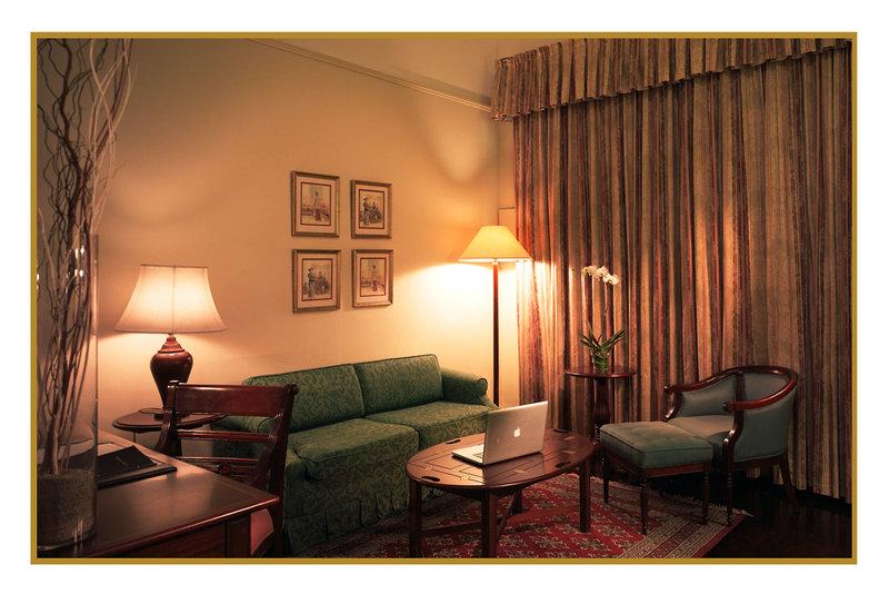 Majapahit Lounge/Empfang