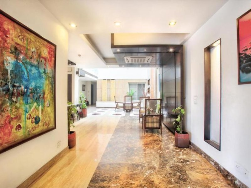 Hotel Mint Casa Lounge/Empfang