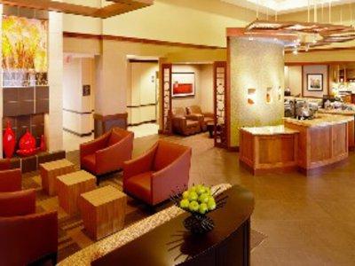 Hyatt Place Panama City Lounge/Empfang