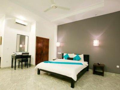 Central Boutique Angkor Hotel Wohnbeispiel