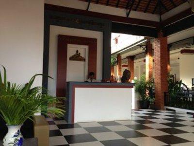 Central Boutique Angkor Hotel Außenaufnahme