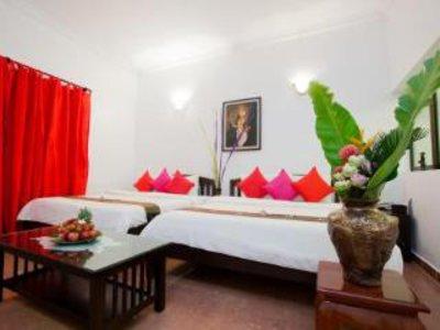 Central Boutique Angkor Hotel Wellness