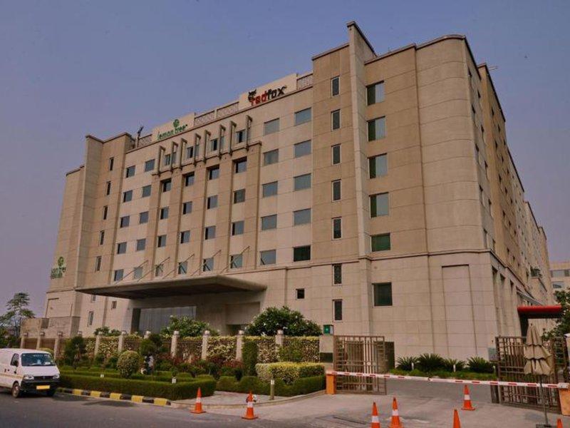 Red Fox Hotel Delhi Airport Außenaufnahme