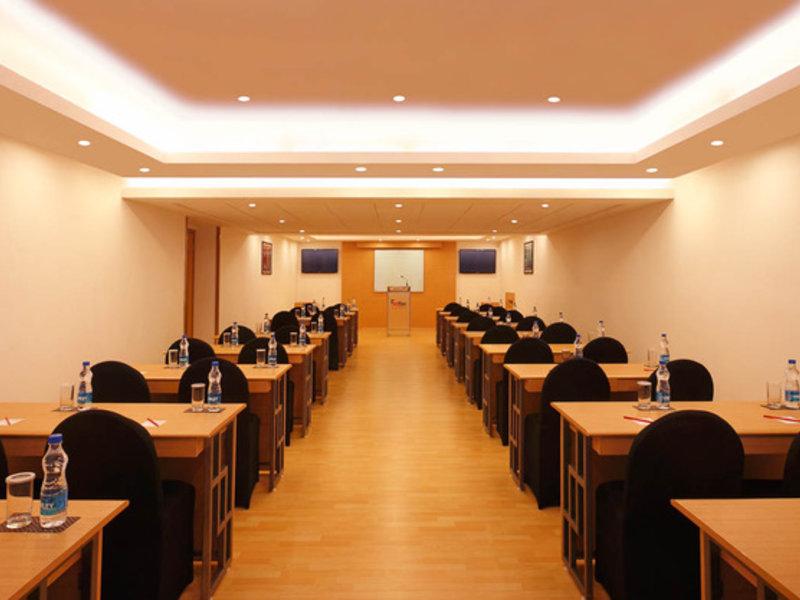 Red Fox Hotel Delhi Airport Konferenzraum