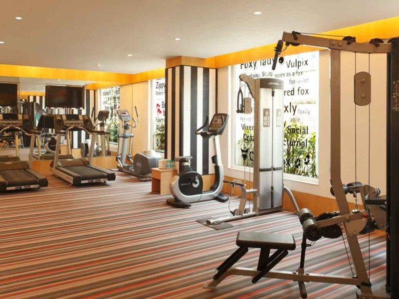 Red Fox Hotel Delhi Airport Sport und Freizeit