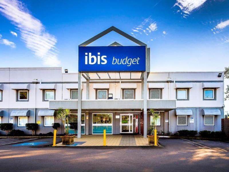 ibis Budget Newcastle Außenaufnahme