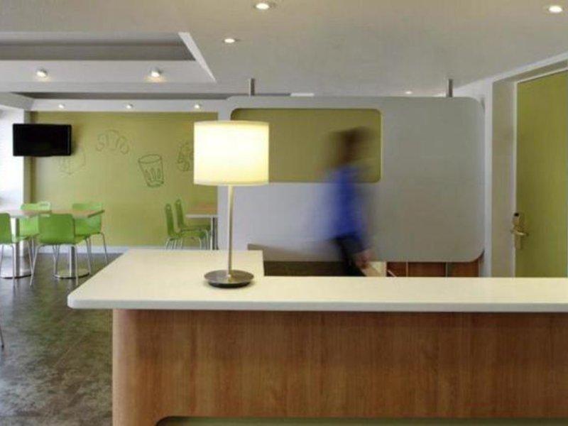 ibis Budget Newcastle Lounge/Empfang