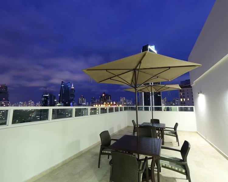 Hyatt Place Panama City Terrasse