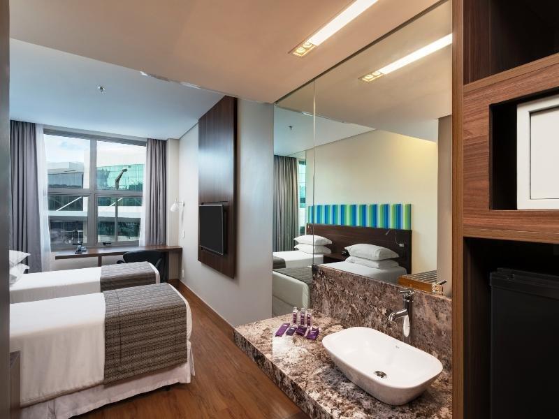 Prodigy Hotel Santos Dumont Airport - RJ Wohnbeispiel