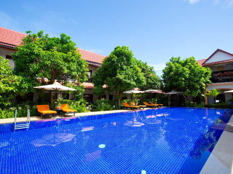 Central Boutique Angkor Hotel Pool