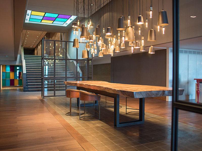 Hyatt Centric Montevideo Lounge/Empfang
