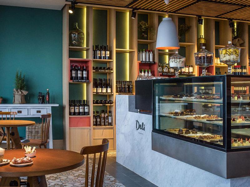 Hyatt Centric Montevideo Restaurant
