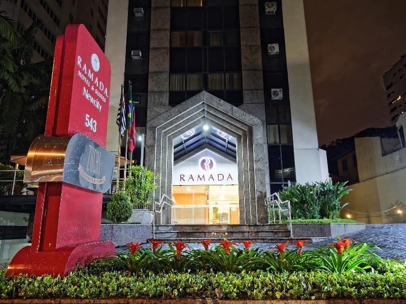 Ramada Suites Sao Paulo Itaim Bibi Newciti Außenaufnahme