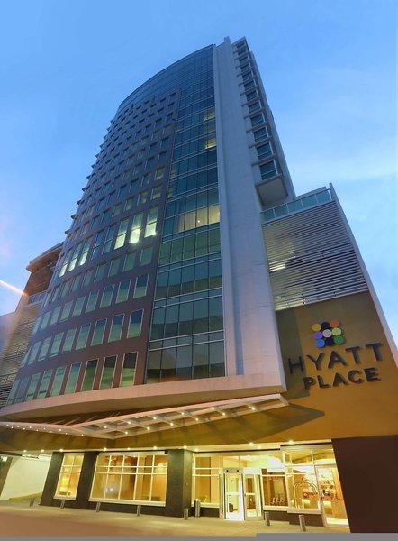 Hyatt Place Panama City Außenaufnahme