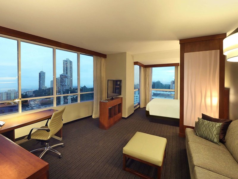 Hyatt Place Panama City Wohnbeispiel