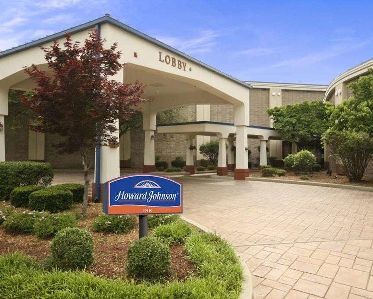 Howard Johnson Inn & Suites Springfield Außenaufnahme