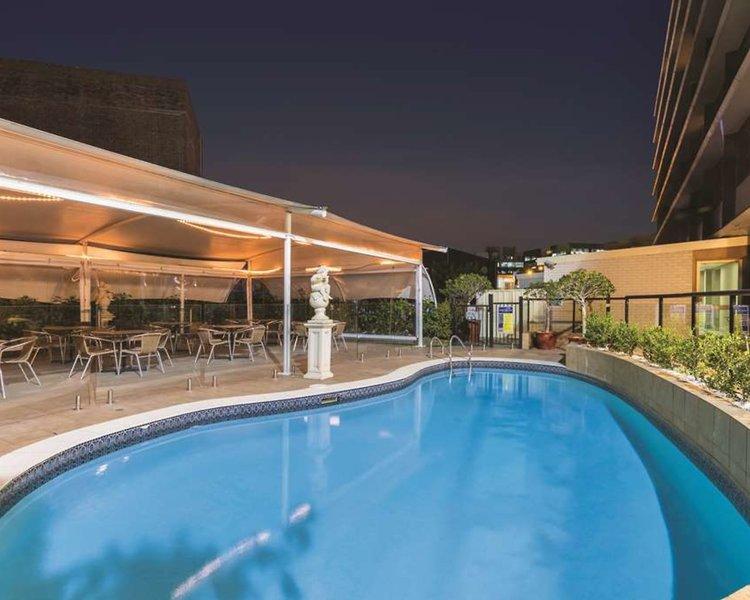Travelodge Newcastle Pool